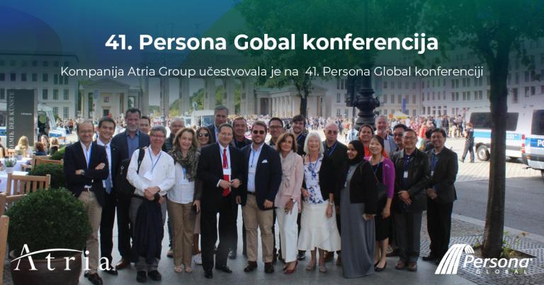 Atria Persona konferencija