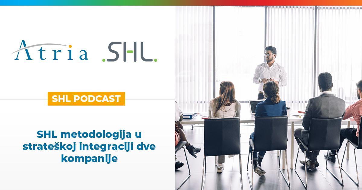 SHL metodologija u strateškoj integraciji dve kompanije