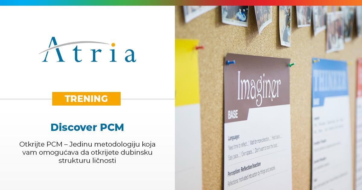 Otkrijte PCM – Jedinu metodologiju koja vam omogućava da otkrijete dubinsku strukturu ličnosti