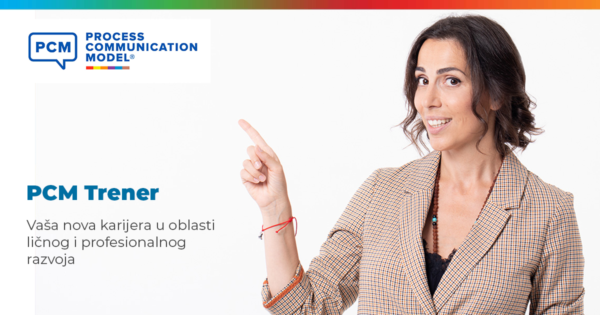 PCM Trener – Vaša nova karijera u oblasti ličnog i profesionalnog razvoja