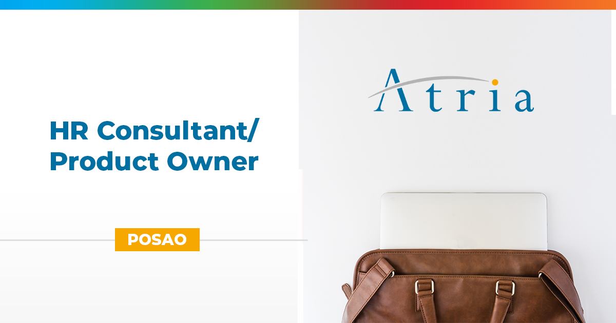 HR Consultant/Product Owner