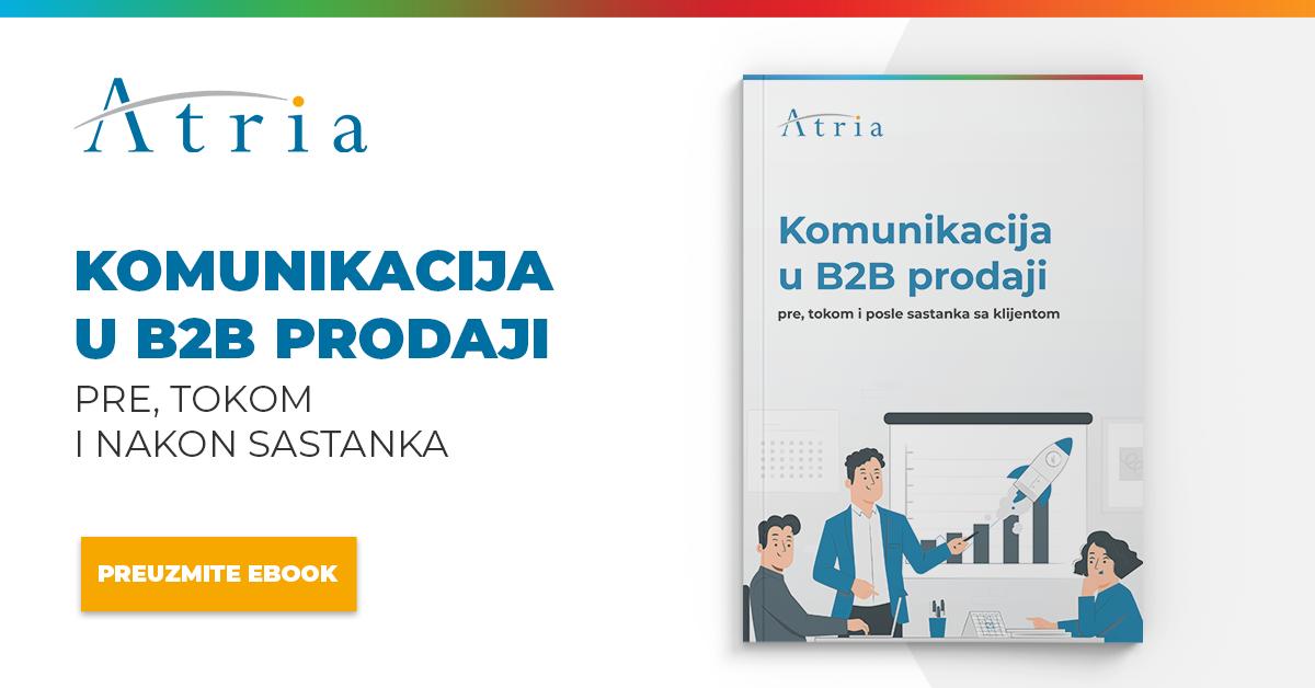 [EBOOK] – Komunikacija u B2B prodaji – pre, tokom i nakon sastanka
